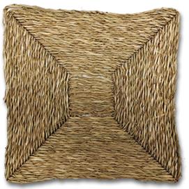 Sea Grass Square Mat $6.00