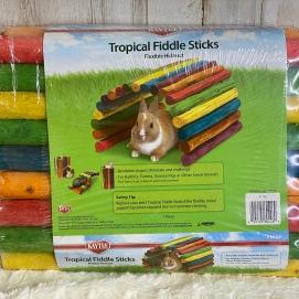 Tropical Fiddle Sticks hideout (Large) $12